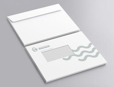 bedrukte enveloppen bestellen Gorinchem Breda