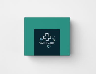 Safety-kit-coronapreventiemiddelen